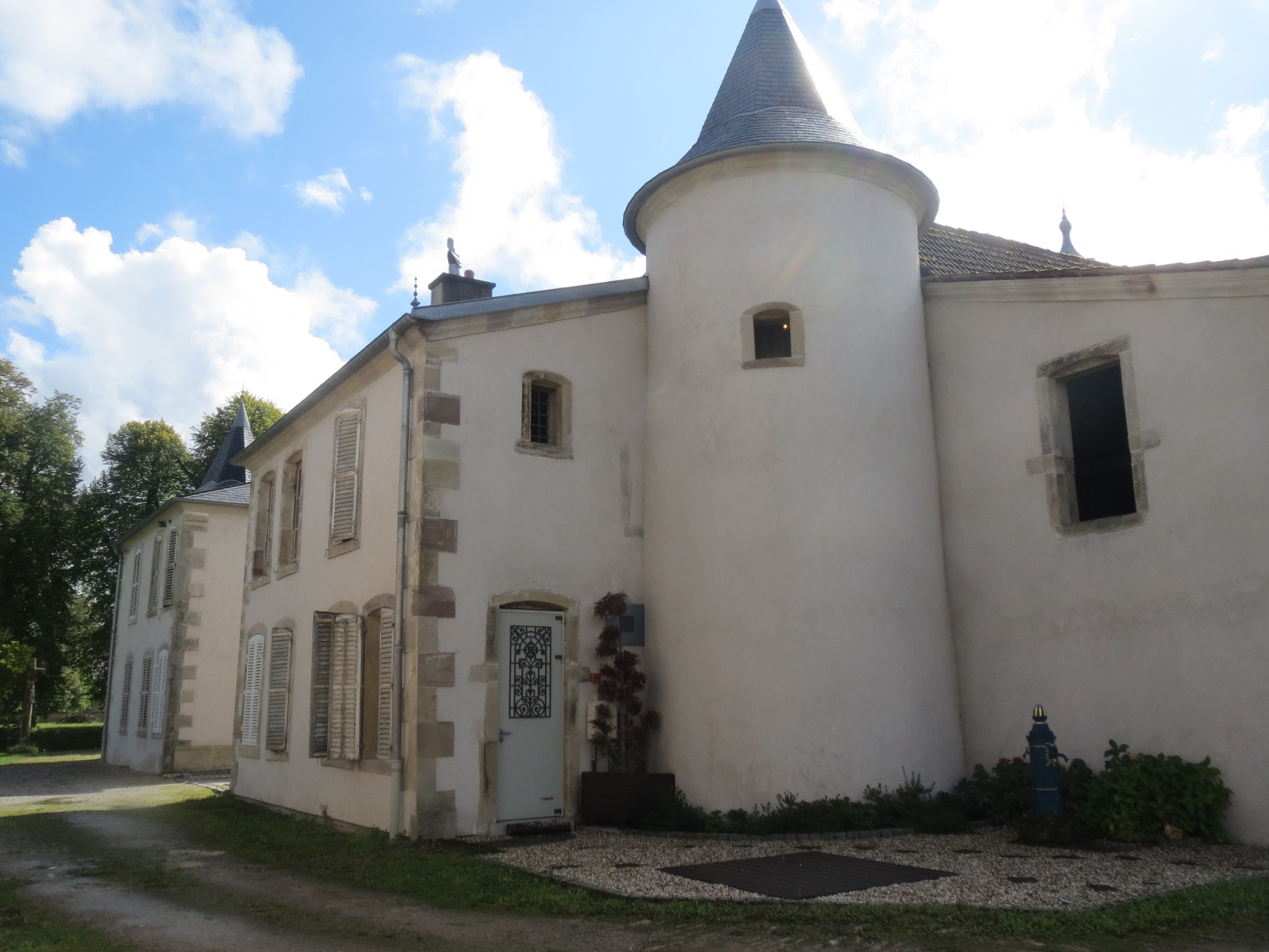 arriere chateau